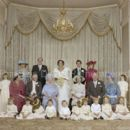 Prince Charles and Lady Diana Spencer attended the wedding of Charles friend Nicholas Soames and Catherine Weatherall - 4 June 1981