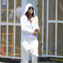 Michelle Rodriguez – Heading to La Esquina in SoHo