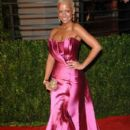 Amber Rose arrives at the 2010 Vanity Fair Oscar Party hosted by Graydon Carter held at Sunset Tower in West Hollywood, California - March 7, 2010