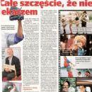 Bill Murray - Zycie na goraco Magazine Pictorial [Poland] (14 February 2013) - 454 x 597
