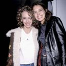 Jennifer Love Hewitt and Katie Holmes - MTV New Year's Eve 1998