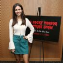 Victoria Justice – The Rocky Horror Picture Show: Let's Do The Time Warp Again Photo Call in NYC 9/26/ 2016 - 454 x 645
