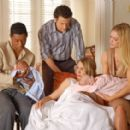 Orlando Jones, David Moscow, Sarah Carter and A.J. Cook.