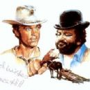 Terence Hill and Bud Spencer - 300 x 218