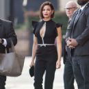 Jenna Dewan – Arriving at Jimmy Kimmel Live! in LA
