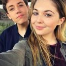 Ethan Cutkosky and Sammi Hanratty