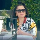 Jessie J – Lunch at Crossroads Kitchen in West Hollywood - 454 x 369