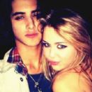 Avan Jogia and Miley Cyrus