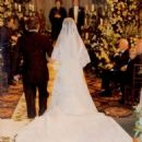 Catherine Zeta-Jones and Michael Douglas are getting married this Saturday, November 18, 2000 held at New York City's Plaza Hotel - 454 x 555