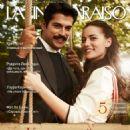 Fahriye Evcen, Burak Özçivit - Latino Paraiso Magazine Cover [Russia] (3 November 2014)