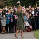 Melania Trump – Pictured at Andrews Air Force Base Maryland