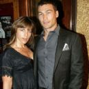 Andy Whitfield and Vashti Whitfield