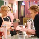 Hilary Duff and Chad Michael Murray in A Cinderella Story - 2004