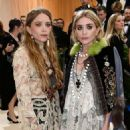 Mary-Kate and Ashley Olsen – 2017 MET Costume Institute Gala in NYC - 454 x 594