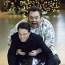 Chris Kattan and Preston Lacy in Christmas in Wonderland, Yari Film Group release. © 2007 Yari Film Group Releasing.