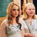 Lindsay Lohan and Alison Pill in Confessions of a Teenage Drama Queen - 2004
