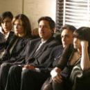 Famke Janssen, Kelly Preston, Ray Romano, Hank Azaria, and Zooey Deschanel in Eulogy - 2004