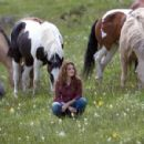 Alison Lohman as Katie in 20th Century Fox's drama Flicka - 2006