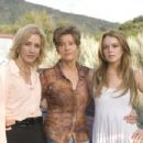 L to R: Felicity Huffman as Lilly, Jane Fonda as Georgia and Lindsay Lohan as Rachel in Universal Pictures' Georgia Rule - 2007