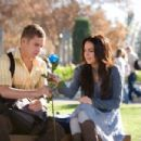 Brian Geraghty as Jerrod Pointer and Lindsay Lohan as Aubrey Fleming in drama thriller's 'I Know Who Killed Me'