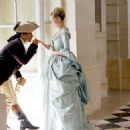 Jason Schwartzman star as Louis XVI and Kirsten Dunst as Marie-Antoinette in Columbia Pictures and Sony Pictures Entertainment 'Marie Antoinette' 2006