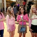 Lindsay Lohan, Amanda Seyfried, Lacey Chabert and Rachel McAdams in Mean Girls - 2004