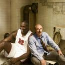"Shaquille O'Neal and Dr. Phil McGraw star as themselves in a spoof of ""SAW"" in David Zucker's Scary Movie 4. - 454 x 269"