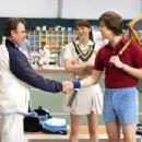Billy Bob Thorton, Jacinda Barrett and Jon Heder star in Todd Phillips' School for Scoundrels - 2006. Photo by: © Dimension Films, 2006/Tracy Bennett