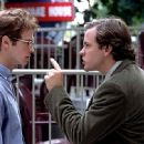 Hayden Christensen and Peter Sarsgaard in Shattered Glass - 2003