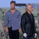 Aaron Eckhart and Ben Kingsley in Suspect Zero - 2004
