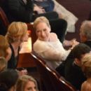 Jennifer Lawrence and Nicholas Hoult At The Academy Awards 2014 (March 2)