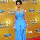Claudia Jordan - 41 NAACP Image Awards, 26 February 2010 - 454 x 633