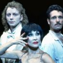 Brent Carver, Chita Rivera,Anthony Crivello In The HIT Broadway Musical KISS OF THE SPIDER WOMAN - 454 x 256