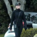Melanie Griffith – Solo Walk in LA