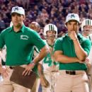 """Assistant Coach Red Dawson (MATTHEW FOX) and Coach Jack Lengyel (MATTHEW McCONAUGHEY) watch the action from the sidelines in Warner Bros. Pictures' and Legendary Pictures' inspirational drama, """"We Are Marshall,"""" distributed by Warn"""
