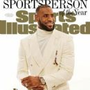 LeBron James - Sports Illustrated Magazine Cover [United States] (19 December 2016)