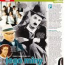 Charlie Chaplin - Tele Tydzień Magazine Pictorial [Poland] (5 April 2019)