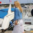 Bar Refaeli Out In France