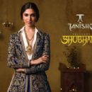 Deepika Padukone Photoshoot For Tanishq Jewelry - 454 x 302
