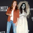 Ivana Baquero – Knott's Scary Farm Celebrity Night  Photocall in Buena Park - 454 x 644