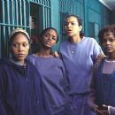 Monica Calhoun, N'Bushe Wright, Lisa Raye and Larke Voorhies in Civil Brand
