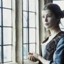 Rosamund Pike plays Elizabeth Malet in The Weinstein Company's drama The Libertine - 2005