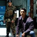 Lou Diamond Phillips as James Chandler in Sony Pictures' Murder at the Presidio directed by John Fasano - 2005