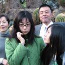 Kazue Fukiishi as Noriko, Ken Mitsuishi as Tetsuzo, Yuriko Yoshitaka as Yuka in Noriko's Dinner Table