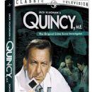 Quincy, M.E. Box Art DVD
