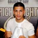 American boxers of Latin American descent