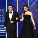 Emmy Rossum : 69th Annual Primetime Emmy Awards - 404 x 600