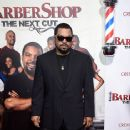 Ice Cube attends the premiere of New Line Cinema's