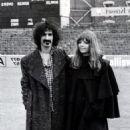 Frank Zappa and Gail Zappa - 454 x 802