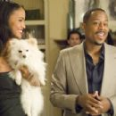Joy Bryant and Martin Lawrence in Universal Pictures' Welcome Home Roscoe Jenkins.